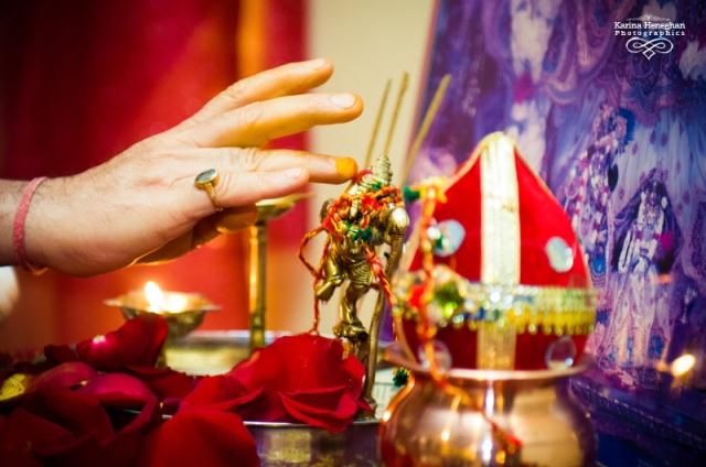 Priya And Ajay S Wedding Tilak Ceremony
