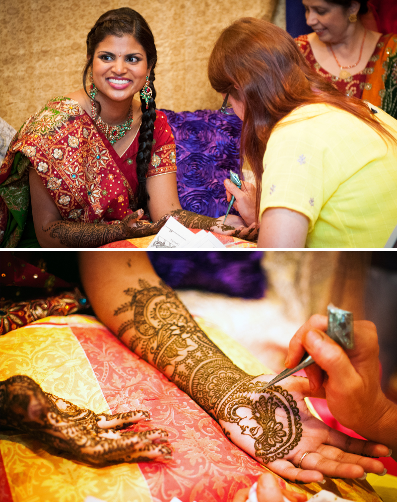 Mehndi Ceremony N Wedding : Priya and ajay s wedding mehndi ceremony